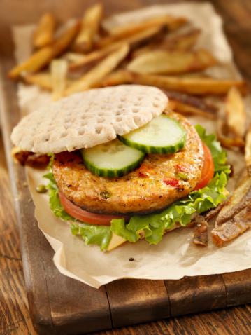 Veggie Burger「Vegetarian Soy Burger」:スマホ壁紙(19)