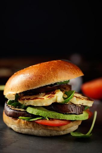 Vegetarian Food「Vegetarian Burger」:スマホ壁紙(6)