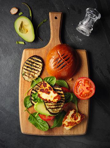Burger「Vegetarian Burger」:スマホ壁紙(8)