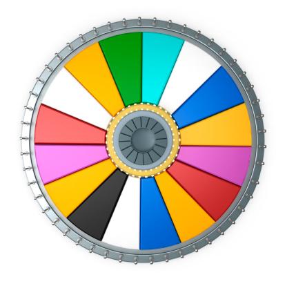 Good luck「Prize wheel」:スマホ壁紙(2)