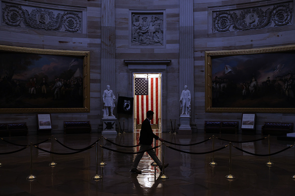 Blank「Congress Works Toward Finalizing Coronavirus Stimulus Bill」:写真・画像(14)[壁紙.com]