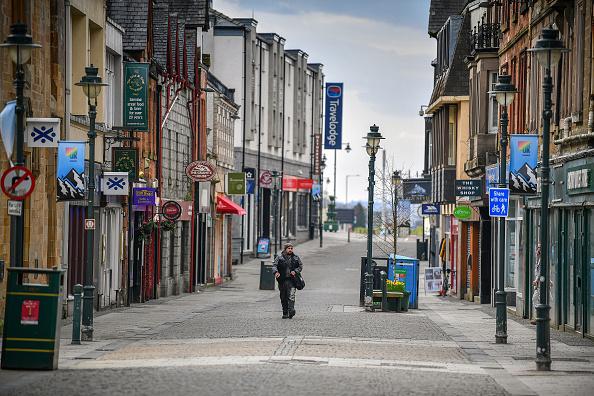 Scotland「The Coronavirus' Impact On People Living In Mobile Homes」:写真・画像(11)[壁紙.com]
