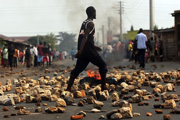 Burundi - East Africa「Political Unrest Plunges Burundi Into Crisis」:写真・画像(7)[壁紙.com]