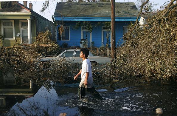 Solitude「Conditions Remain Grim In Aftermath Of Katrina」:写真・画像(6)[壁紙.com]