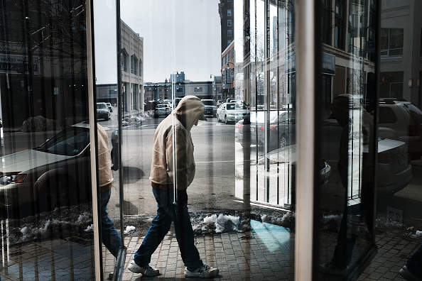 Economy「Despite Gains, Worcester, Massachusetts Struggles With Homelessness And Addiction」:写真・画像(3)[壁紙.com]