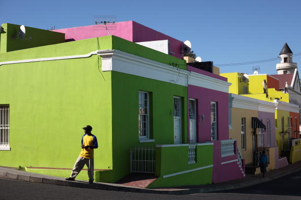 Malay Quarter「Life In The Bo-Kaap Area Of Cape Town」:写真・画像(0)[壁紙.com]