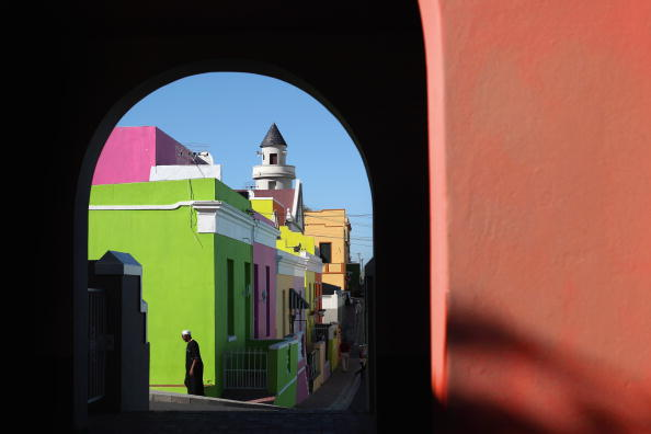 Malay Quarter「Life In The Bo-Kaap Area Of Cape Town」:写真・画像(10)[壁紙.com]