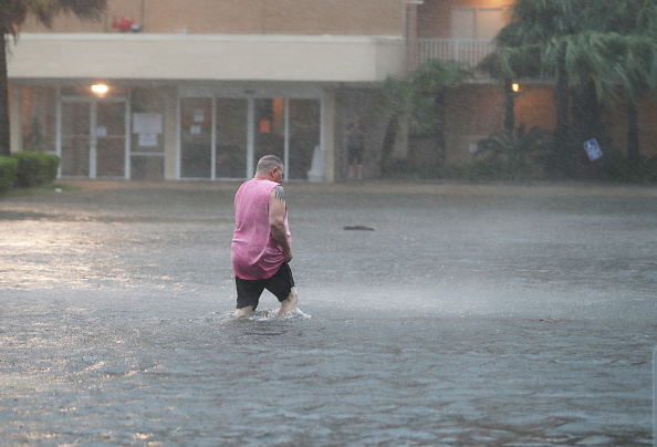 Weather「Hurricane Sally Makes Landfall On Gulf Coast」:写真・画像(8)[壁紙.com]