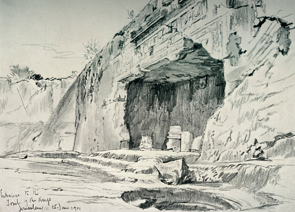 Republic Of Cyprus「The So-Called Tombs Of The Kings」:写真・画像(12)[壁紙.com]