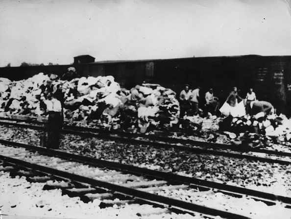 Transportation「The So-Called Selection At The Railway Ramp At Auschwitz-Birkenau. The Photo Was Probably Taken  By Ss Master Sergeant (Hauptscharführer) Walter Kier From The Investigation Service (Erkennungsdienst). Used For The Prosecution At The Auschwitz Trial In Fra」:写真・画像(13)[壁紙.com]