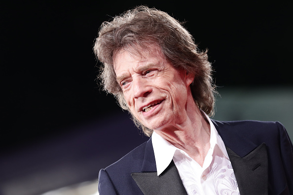 "Mick Jagger「""The Burnt Orange Heresy"" Red Carpet Arrivals - The 76th Venice Film Festival」:写真・画像(16)[壁紙.com]"
