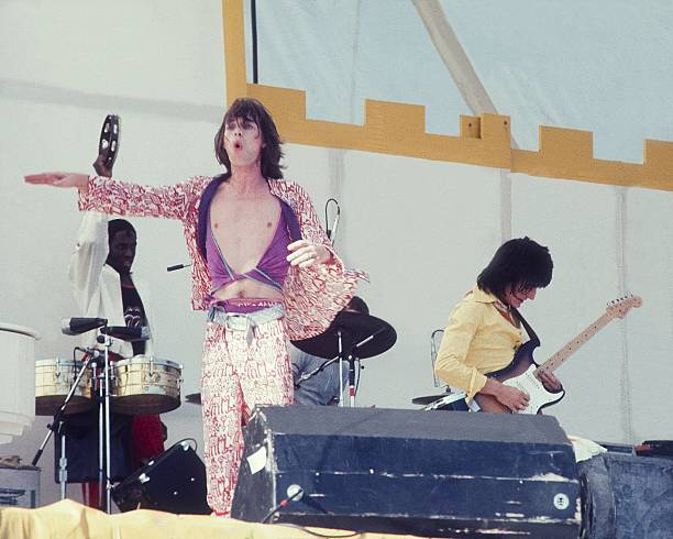 Rolling Stones Performing In Florida:ニュース(壁紙.com)
