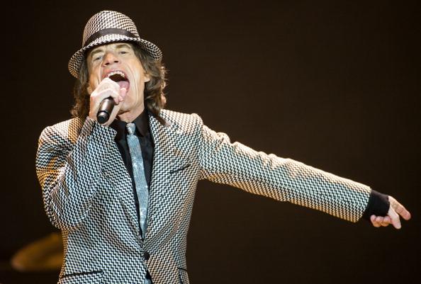 Necktie「The Rolling Stones Perform At The 02 Arena」:写真・画像(13)[壁紙.com]
