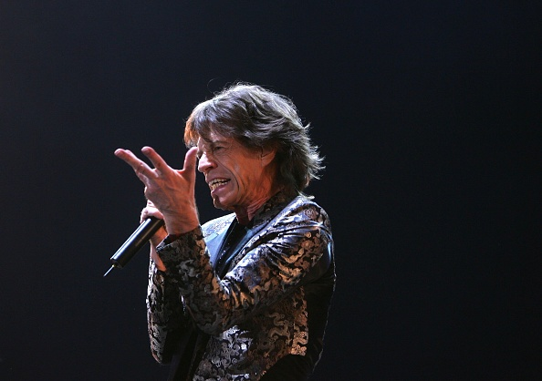 View Into Land「Rolling Stones Perform In China」:写真・画像(18)[壁紙.com]