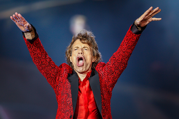 Mick Jagger「The Rolling Stones In Concert - Indianapolis, IN」:写真・画像(1)[壁紙.com]