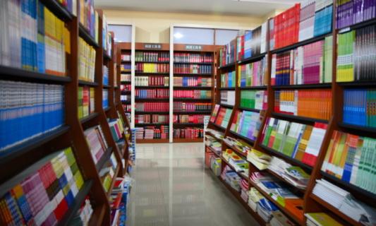 Bookshelf「In the Library」:スマホ壁紙(18)