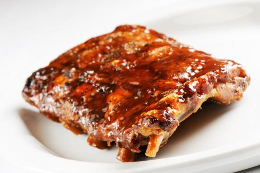Barbecue Pork「Grilled barbecue ribs」:スマホ壁紙(12)