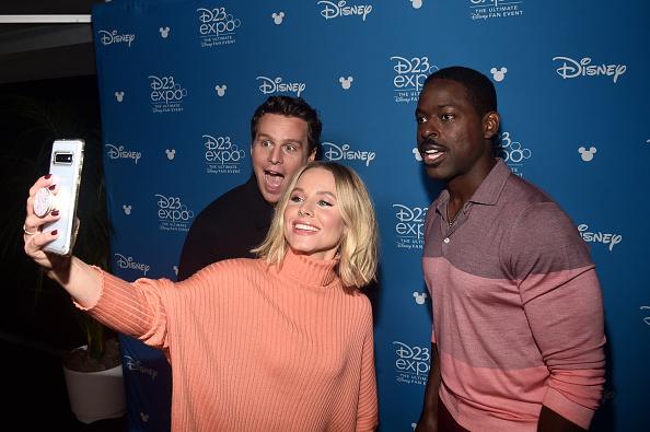 Kristen Bell「Disney Studios Showcase Presentation At D23 Expo, Saturday August 24」:写真・画像(7)[壁紙.com]