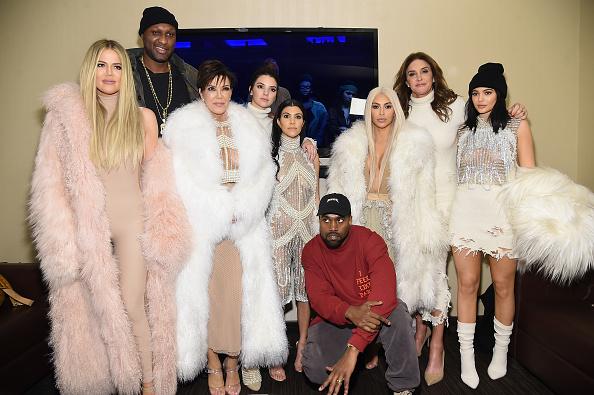 Kim Kardashian「Kanye West Yeezy Season 3 - Front Row」:写真・画像(9)[壁紙.com]