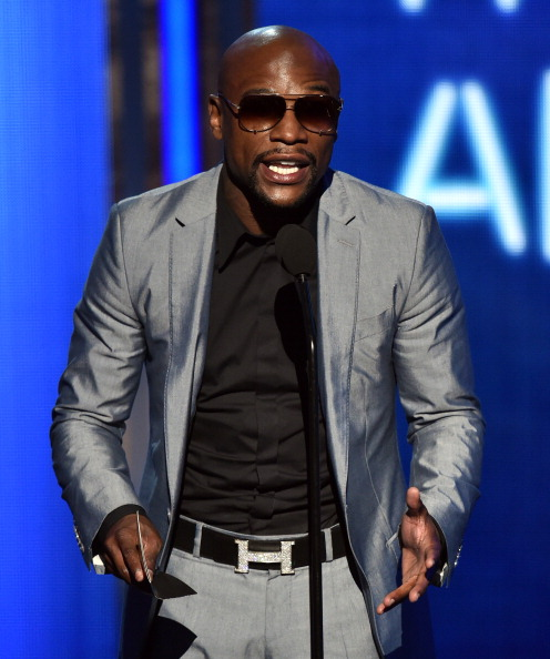 Floyd Mayweather Jr「BET AWARDS '14 - Show」:写真・画像(12)[壁紙.com]