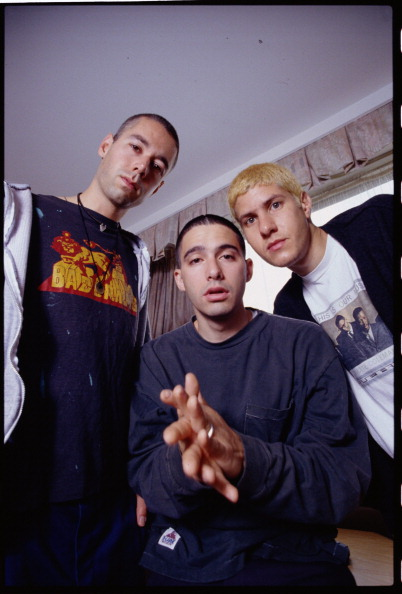 Vertical「Beastie Boys London 1994」:写真・画像(17)[壁紙.com]