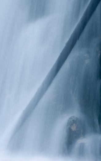 Julia Pfeiffer Burns State Park「Waterfall, close-up」:スマホ壁紙(19)