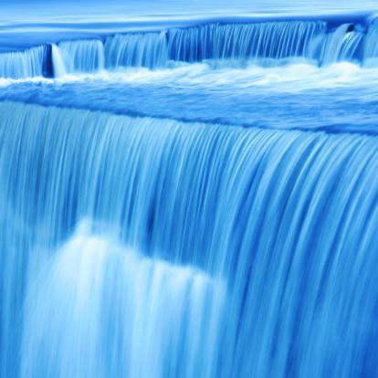 Running Water「XL waterfall close-up」:スマホ壁紙(18)