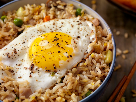 Celery「Breakfast Fried Egg with Rice」:スマホ壁紙(6)