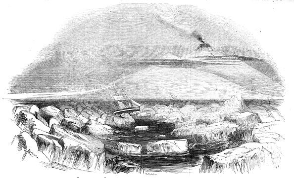 Volcanic Landscape「Victoria Land」:写真・画像(9)[壁紙.com]