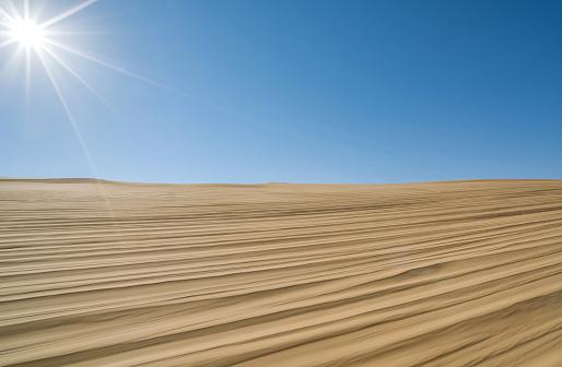 Awbari Sand Sea「Desert,Inner Mongolia,China」:スマホ壁紙(18)