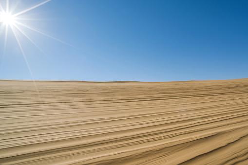 アウバリ砂海「Desert,Inner Mongolia,China」:スマホ壁紙(7)