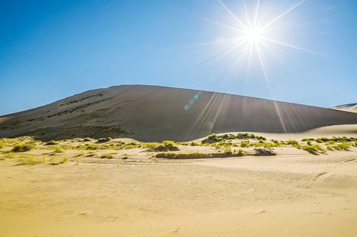 Awbari Sand Sea「Desert,Inner Mongolia,China」:スマホ壁紙(15)
