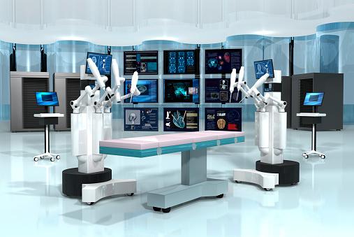 Scalpel「Two Robotic Surgeons With 9 Screens」:スマホ壁紙(17)