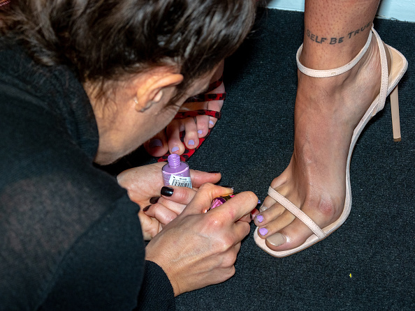 Roberta Einer - Designer Label「Backstage at London Fashion Week」:写真・画像(1)[壁紙.com]