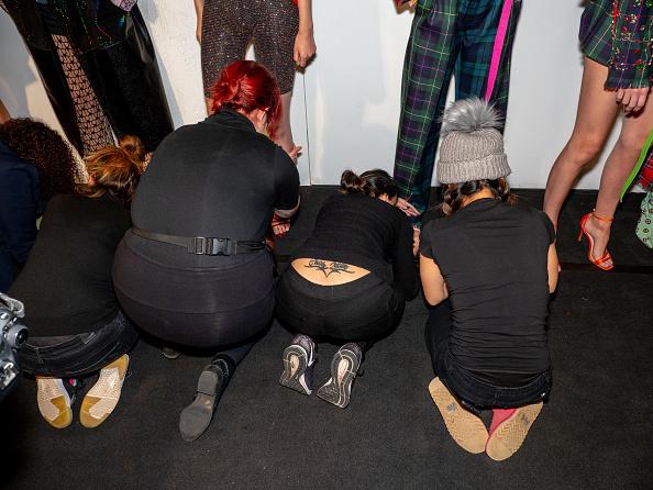 Roberta Einer - Designer Label「Backstage at London Fashion Week」:写真・画像(4)[壁紙.com]