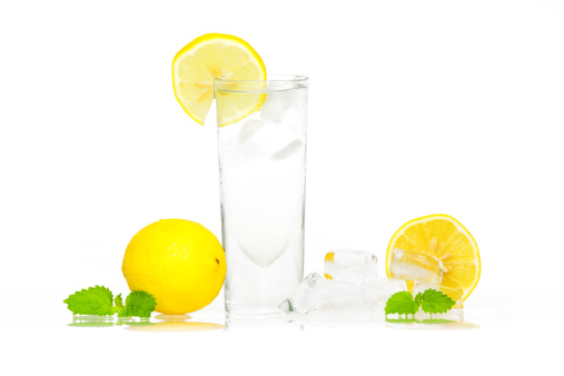 Fruit Garnish「Lemon water」:スマホ壁紙(10)