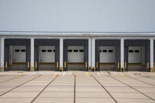 Number「Warehouse Loading Bays」:スマホ壁紙(2)