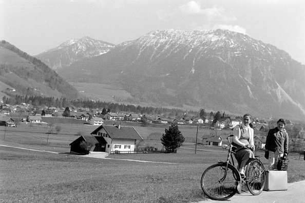Mountain「From Traunstein To Ruhpolding」:写真・画像(8)[壁紙.com]