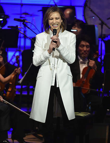 Carnegie Hall「Yoshiki And The Tokyo Philharmonic Orchestra In Concert - New York City」:写真・画像(16)[壁紙.com]