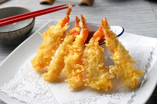 Crunchy「Shrimp Tempura」:スマホ壁紙(6)