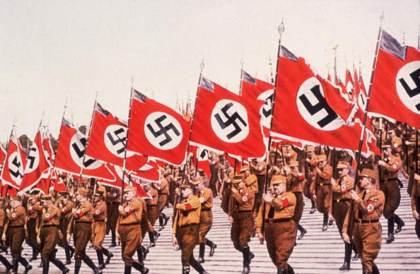 Political Party「Nazi Rally」:写真・画像(8)[壁紙.com]