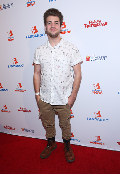 Celebration「Comic-Con International 2017 - Fandango Opening Night Party With Special Performance By Elle King - Arrivals」:写真・画像(7)[壁紙.com]