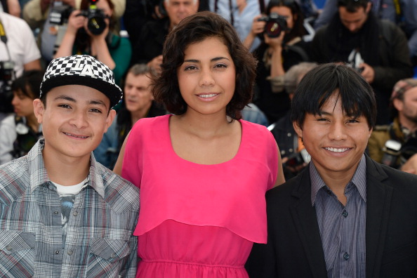 66th International Cannes Film Festival「'La Jaula De Oro' Photocall - The 66th Annual Cannes Film Festival」:写真・画像(9)[壁紙.com]