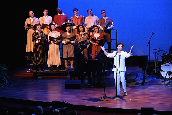 Annual Event「NYCLU Hosts Annual 'Broadway Stands Up For Freedom' Concert」:写真・画像(12)[壁紙.com]