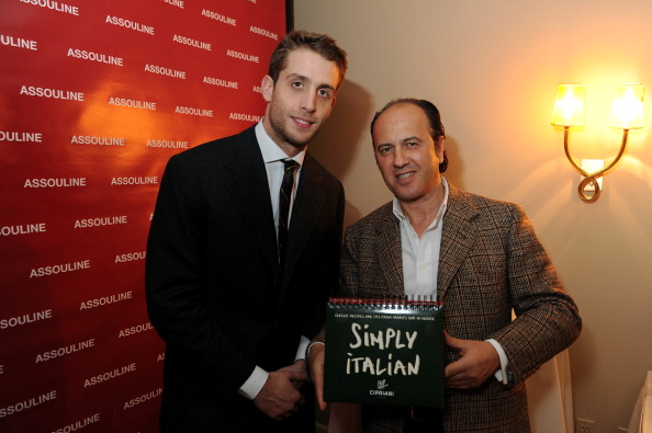 """Entertainment Event「Assouline And Cipriani Host The Launch Of """"Simply Italian"""" At Cipriani Wall Street」:写真・画像(10)[壁紙.com]"""