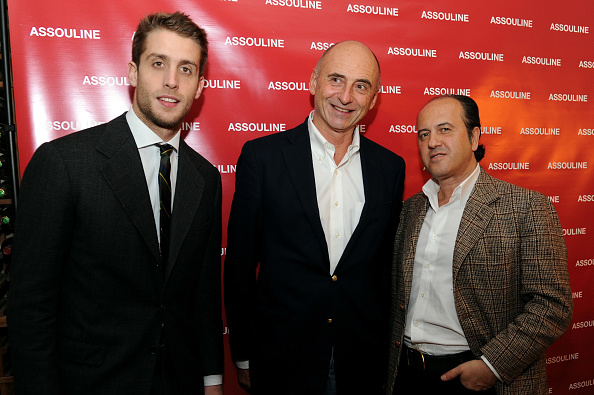 """Entertainment Event「Assouline And Cipriani Host The Launch Of """"Simply Italian"""" At Cipriani Wall Street」:写真・画像(12)[壁紙.com]"""
