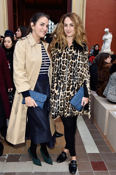 Alexia Niedzielski「Sonia Rykiel : Front Row  - Paris Fashion Week Womenswear Fall/Winter 2016/2017」:写真・画像(14)[壁紙.com]