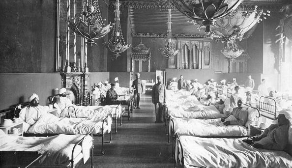 Brighton - England「Hospital Scene」:写真・画像(3)[壁紙.com]