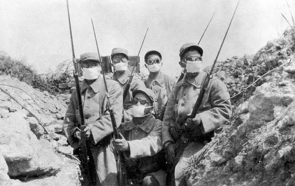 World War I「Early Gas Mask」:写真・画像(12)[壁紙.com]