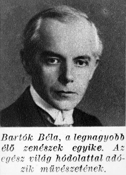 Béla Bartók「Bela Bartok」:写真・画像(11)[壁紙.com]